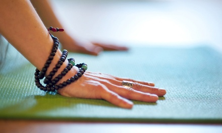 $49 for 10 Classes at Urban Breath Yoga ($120 Value). Two Locations Available.