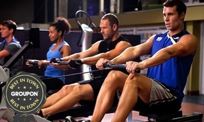 LA Fitness - Dublin: LA fitness: Ten Individual Day Passes Including Exercise Class Access for €19 (87% Off)