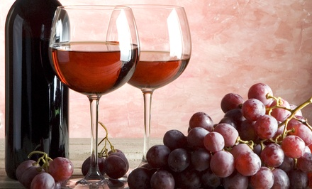 90-Minute Wine Experience Education Class for One, Two, or Four from Wineaux Guy and Great Tastes (Up to 60% Off)
