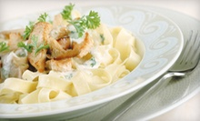 Italian Lunch or Dinner for Two at Mollica's Italian Market & Deli (Up to Half Off)