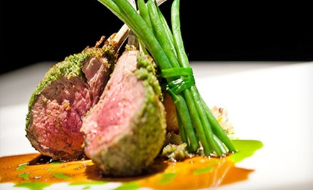 $55 for a Michelin-Recommended Japanese Fusion Dinner for Two at Fushimi (Up to $110 Value)