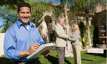 $94 for a Live + Online Real-Estate Licensing Course with Mobile Access ($449 Value)