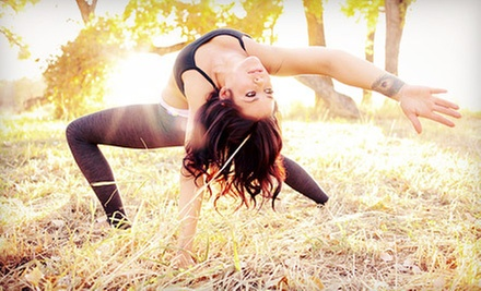 $20 for 20 Hot-Yoga Classes at Blissful Spirits ($200 Value)
