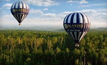 Hot Air Balloon Ride for One Child or Adult from Orlando Balloon Rides (Up to 55% Off)