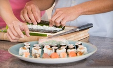 Three-Hour Sushi-Making Class for One or Two from Madame Saito (Up to 55% Off)