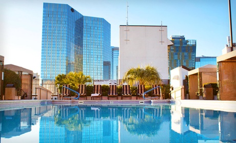 Stay in a Studio or One-Bedroom Suite at Polo Towers Suites in Las Vegas
