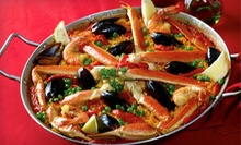 Spanish Tapas and Drinks at Don Quijote Restaurant (Up to 52% Off). Two Options Available.