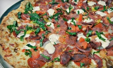 Dine in or Carry-Out Italian Food or Catering from The Pizza Gourmet (Up to 51% Off)