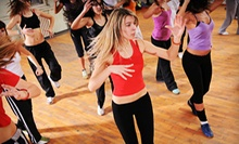 10 or 20 Zumba Classes at One Rhythm House (Up to 55% Off)