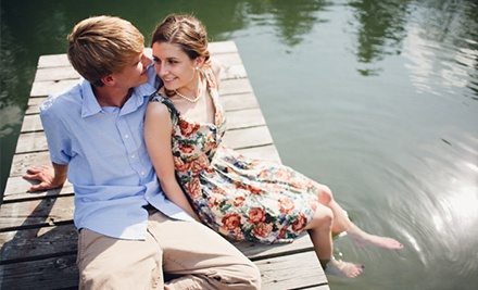 $275 for $500 Worth of Engagement Photography Package at Mark Elkins Photography