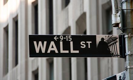 Shaw Academy: curso interativo online de Investimento na Bolsa e Mercados Financeiros com diploma CPD por 14,90€