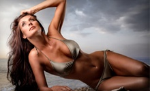 One, Three, or Six Spray Tans at Brazil Bronze Glow Bar (Up to 62% Off)