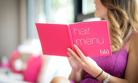 $21 for One Blowout at Blo Blow Dry Bar - Dallas ($40 Value)