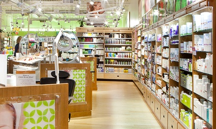 $20 for $40 Worth of Natural Health and Beauty Products at Pharmaca Integrative Pharmacy