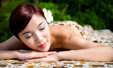 One or Three 60-Minute Swedish or Aromatherapy Massages at Harmony Beauty Spa (Up to 52% Off)