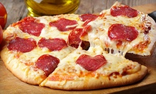 Pizzeria Dinner for Two or More or Four or More at Mimmo's Pizza Cafe & Catering (Up to 52% Off)