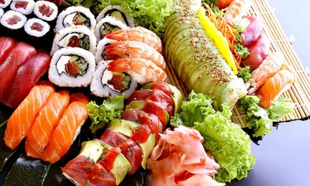 $18 for $30 Toward Two Asian Dinner Entrees for Two or More at Fusion Steakhouse