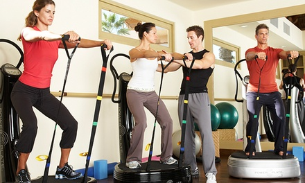 Power-Plate Sessions at Marucci Chiropractic & Wellness Center (Up to 57% Off). Three Options Available.