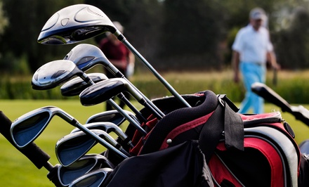 30- or 60-Minute Golf Lesson Packages with Video Swing Analysis at Tomball Golf (Up to 50% Off)