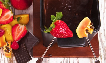 Chocolate-Dipping Experience for Two, Four, or Eight at Chocolade van Brugge (Up to 56% Off)