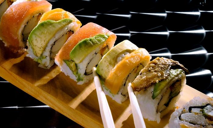 Japanese food nagoya cafe sushi hibachi steakhouse for Fish head cantina menu