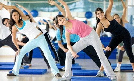 5 or 10 Day Passes or One Month of Unlimited Fitness Classes at Let's Get Physical! (Up to 61% Off)