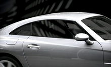 Automotive Tinting With Rain-X Treatment for Two or Five Windows (Up to 66% Off)