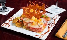 Puerto Rican Dinner with Drinks for Two or Four at Coco Restaurant (Up to 63% Off)