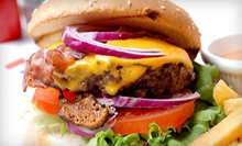 $10 for $20 Worth of American Food at The Tie Dye Grill