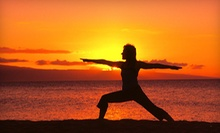 10 or 15 Yoga Classes at Ha Yoga &amp; Life Studio (87% Off)
