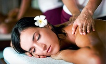 One or Three One-Hour Massages with Detox at Healing Harbour Skin &amp; Body Clinique (Up to 65% Off)
