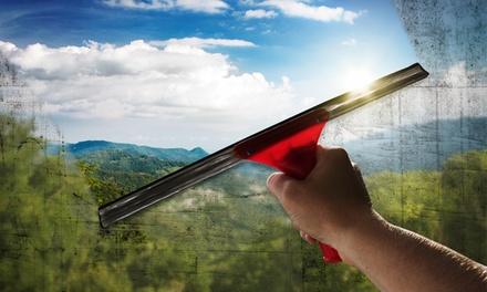 WEDO Limpezas: serviço de limpeza de vidros de 2, 4 ou 6 horas desde 14,90€