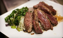 Fusion Cuisine at Aura World Fusion Cuisine (Up to 51% Off). Three Options Available.