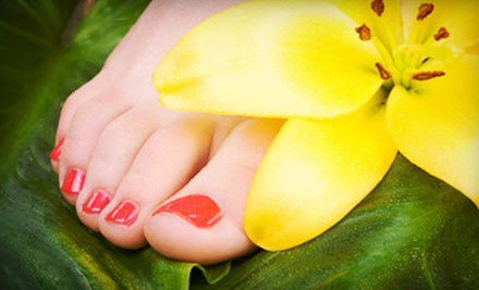 One or Two Spa Pedicures at Freya Day Spa (Up to 54% Off)