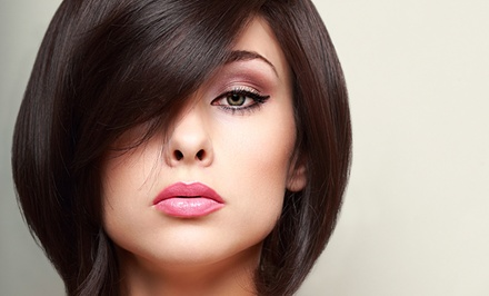 $25 for a Haircut with Conditioning and Style at Wildflower Hair Studio ($55 Value)