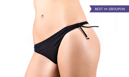 One or Three Brazilian Waxes at Belle Vie MedSpa (Up to 56% Off)