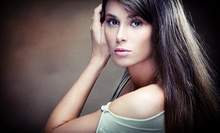 Hairstyle Services at Aura Salon (Up to 61% Off). Five Options Available.