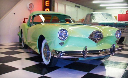 Collector Car and Motorcycle Auction for One or Two from Superior Collector Car Auctions (Up to 56% Off)