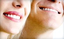 One In-Office Teeth-Whitening Treatment or One Year of Teeth-Whitening Treatments at Zenthea Dental Spa (Up to 93% Off)