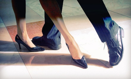 10 or 20 Group Dance Classes at Feathers Ballroom Dance Studio (Up to 71% Off)