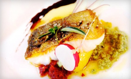 $25 for $50 Worth of Contemporary International Cuisine at Bushwick Kitchen