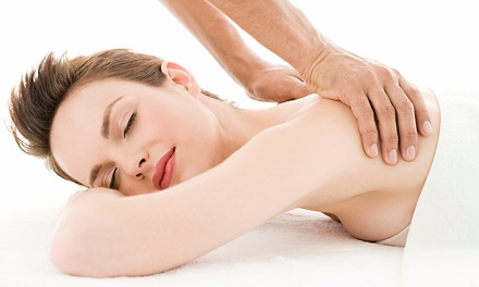 One or Three 60-Minute Massages at Serenity Solutions (Up to 49% Off)