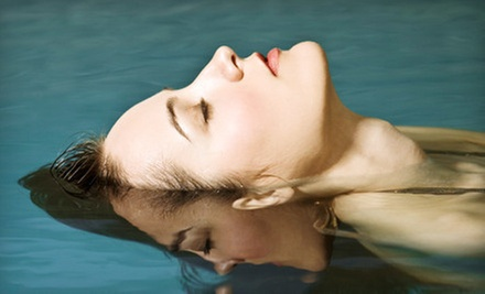One or Two 60-Minute Saltwater Float Sessions at Float Spa San Diego (Up to 54% Off)