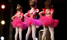 $39 for Eight Summer Dance Classes at Pacific Ballet Conservatory ($115 Value)
