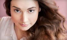 European Facial or a Women's Haircut and Style with Color or Full Highlights at Texture 7 Salon & Spa (Up to 57% Off)