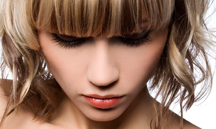 Sophisticut - Sutton Coldfield: Cut and Blow-Dry With Conditioning Treatment (£16) Plus Highlights or Colour (£25) at Sophisticut (Up to 58% Off)