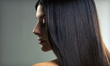 $99 for a Keratin Hair-Smoothing Treatment at The Color Palette Salon (Up to $350 Value)