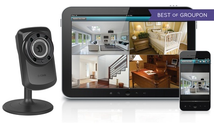 D-Link DCS-934L Wireless Day/Night Wifi Surveillance Camera with Remote Viewing