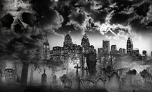 Paranormal Tour for Up to Four from Grim Philly (Up to 59% Off). Four Options Available.