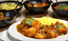 Indian Cuisine at Anar Indian Restaurant (Half Off). Two Options Available.